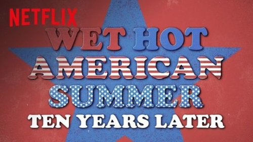 Fashion and Locations in Wet Hot American Summer: Ten Years Later