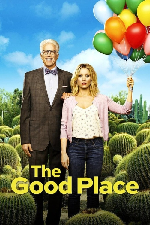 Fashion and Locations in The Good Place
